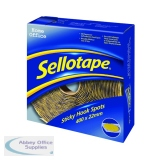 Sellotape Sticky Hook Spot (400 Pack) 1445175