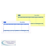 Custom Forms 2 Part Sage Payslips (1000 Pack) SE32