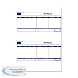 Sage 1-Part Laser Pay Advice Forms (500 Pack) SE95S