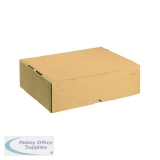 Carton With Lid 305x215x100mm Brown (10 Pack) 144667114