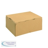 Carton With Lid 305x215x150mm Brown (10 Pack) 144668114
