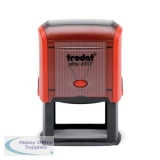 Trodat Printy 4927 Bespoke Custom Stamp Self-Inking Up to 8 lines 59x38mm Ref TVC4927