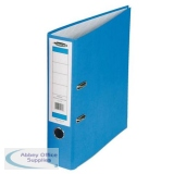 Concord Classic Lever Arch File Capacity 70mm A4 Blue Ref C214040 [Pack 10] [Price Offer] Apr-Jun 2019