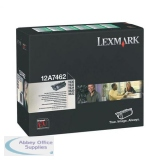 Lexmark T630/T634 Return Programme High Yield Laser Toner Cartridge Black 12A7462