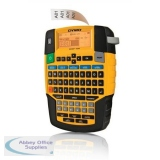Dymo Rhino 4200 Qwerty 19mm Pb1 UK Yellow S0955950