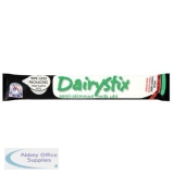 Dairystix UHT Semi-skimmed Milk Longlife Sticks Easy Tear & Pour 12ml Ref A07707 [Pack 250]