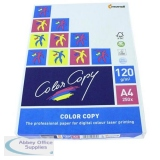 Color Copy Paper Premium Super Smooth 120gsm FSC A4 White Ref CCW0330 [250 Sheets]