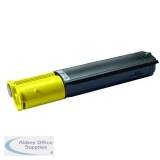Epson AcuLaser C1100 High Capacity Toner Cartridge Yellow C13S050187