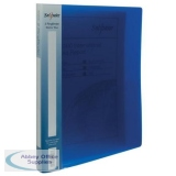 Snopake Electra Ring Binder Polypropylene 2 O-Ring 15mm Size A4 Blue Ref 10120 [Pack 10]
