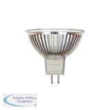 GE 50W Precise BR 5000 MR16 GU5.3 Halogen Bulb 720lm Ref88234 B Rating M58 *Up to 10 Day Leadtime*