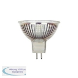 GE 50W Precise BR 5000 MR16 GU5.3 Halogen Bulb 770lm Ref88232 B Rating M80 *Up to 10 Day Leadtime*
