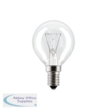 GE 40W Oven E14 Spherical Incandescent Bulb 320lm Ref93494 240V *Up to 10 Day Leadtime*