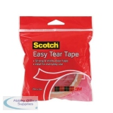 Scotch Easy Tear Tape 19mm x 30m Ref ET1930