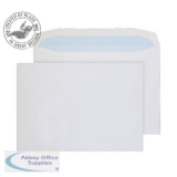 Blake Purely Everyday C4 Mailing Wallet Gummed 100gsm White Ref 3709 [Pack 250] *3to5 Day Leadtime*
