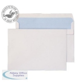 Purely Everyday White Self Seal Wallet C5 162x229mm Ref 1707 [Pack 500] *10 Day Leadtime*