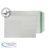 Purely Environmental Pocket Self Seal Natural White 90gsm C5 Ref RE6455 Pk500 *10 Day Leadtime*