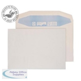 Blake Purely Environmental C4 Mailing Wallet Gummed 100gsm White Ref RN040 [Pack 250] *3to5 Day Leadtime*