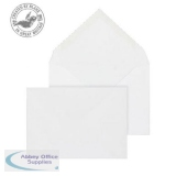 Purely Everyday Banker Invitation Gummed White 90gsm C6 114x162 Ref 2003 Pk 1000 *10 Day Leadtime*