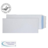Purely Everyday Pocket P&S White 100gsm Half C4 305x127mm Ref 3402PS [Pack 250] *10 Day Leadtime*
