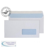 Purely Everyday Wallet P&S Right-Hand Wndw White 100gsm DL Ref 25885RH Pk500 *10 Day Leadtime*
