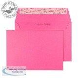 Creative Colour Flamingo Pink P&S Wallet C6 114x162mm Ref 102 [Pack 500] *3 to 5 Day Leadtime*