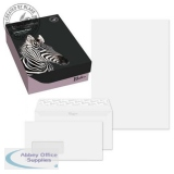 Blake Soho Diamond Wht Smth A4 Paper & WalletP&S DL envelopes 120gsm Pk250/50 36670 *10 Day Leadtime*