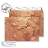 Creative Senses Wallet P&S Yorkshire Sandstone 135gsm C5 162x229 Ref NT355 Pk 125 *10 Day Leadtime*