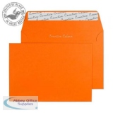 Creative Colour Pumpkin Orange P&S Wallet C6 114x162mm Ref 105 [Pack 500] *3 to 5 Day Leadtime*