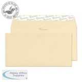Blake Premium Business DL Wallet Peel&Seal 120gsm Wove Vellum Ref 51882 [Pack 500] *3to5 Day Leadtime*
