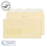 Blake Premium Business Wallet P&S Wndw 120gsm DL Vellum Wove Ref 51884 Pk500 *3to5 Day Leadtime*