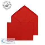 Purely Everyday Banker Invitation Gummed Red 100gsm C5 162x229 Ref ENV3661 Pk 500 *10 Day Leadtime*