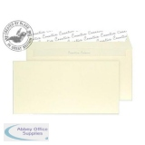 Blake Creative Colour DLplus Wallet Peel&Seal 120gsm Lemon Yellow Ref 216 [Pack 500] *3to5 Day Leadtime*