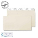 Blake Creative Colour DLplus Wallet Peel&Seal 120gsm Soft Ivory Ref 252 [Pack 500] *3to5 Day Leadtime*