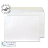 Blake Creative Shine C4 Wallet Peel&Seal 120gsm Frosted White Ref PL430 [Pack 125] *3to5 Day Leadtime*
