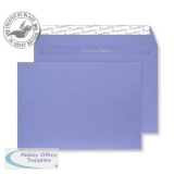 Creative Colour Summer Violet P&S Wallet C4 229x324mm Ref 411 [Pack 250] *10 Day Leadtime*
