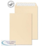 Blake Premium Business Gusset P&S Cream Wove C4 324x229x25 140gsm Ref 9400 Pk 125 *10 Day Leadtime*