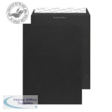 Creative Colour Jet Black P&S Gusset C4 324x229x25mm Ref 9140 [Pack 125] *10 Day Leadtime*