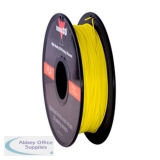 Inno3D PLA Filament for 3D Printer 1.75x200mm 0.5kg Yellow Ref 3DPFP175YE05