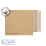 Purely Packaging Envelope Board Backed P&S 267x216mm Manilla Ref 22935 [Pack 125] *3 to 5 Day Leadtime*
