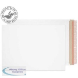 Purely Packaging Envelope All Board P&S 350gsm 450x324mm White Ref PPA17 [Pk 100] *3 to 5 Day Leadtime*
