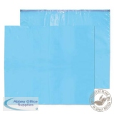 Blake Purely Packaging Polythene Mailing Wallet 711x589mm Blue Ref PE114/B [Pk200] *10 Day Leadtime*