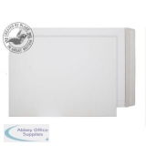 Purely Packaging Envelope All Board P&S 350gsm 508x381mm White Ref PPA18 [Pk 100] *3 to 5 Day Leadtime*