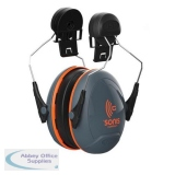 JSP Sonis Compact Ear Defenders Medium Attenuation Helmet-mounted Ref AEB030-0CY-0G1