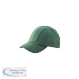 B-Brand Safety Baseball Cap Green Ref BBSBCG *Up to 3 Day Leadtime*