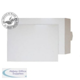 Purely Packaging Envelope All Board Tuck Flap 450x324mm White PPA27TUC [Pack 100] *3 to 5 Day Leadtime*