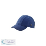 B-Brand Safety Baseball Cap Royal Blue Ref BBSBCR *Up to 3 Day Leadtime*