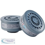 B-Brand B1 Filter Grey Ref BB3000B1 [Pair] *Up to 3 Day Leadtime*