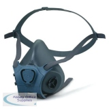 Moldex Mask Body Lightweight Medium Grey Ref M7002 *Up to 3 Day Leadtime*