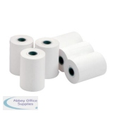 Phenol Free Thermal Rolls 80mmx76m 1Ply [Pack 20] Ref 204350-05