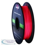 Inno3D ABS Filament for 3D Printer 1.75x200mm 0.5kg Red Ref 3DPFA175RD05